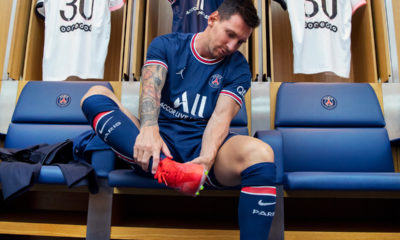 Messi ayuda a crecer las redes. Foto: Twiter