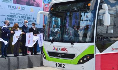 """Ampliará Edomex línea 1 del Mexibús hasta el aeropuerto """"Felipe Ángeles"""""""