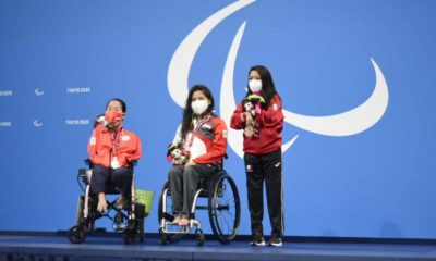 México conquista la primera medalla en los Juegos Paralímpicos. Foto: Twitter