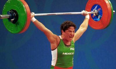 Mujeres dominan la halterofilia de la delegación mexicana en Juegos Olímpicos. Foto: Twitter