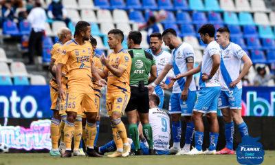 Puebla y Tigres empataron. Foto: Twitter
