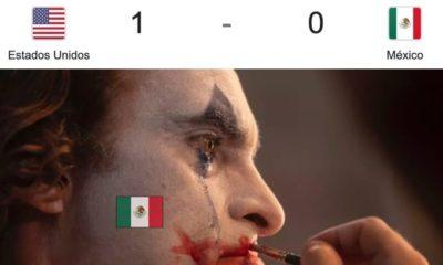 Selección mexicana perdió ante Estados Unidos. Foto: Twitter