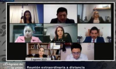 Aprueban período para analizar desafuero de Huerta y Toledo