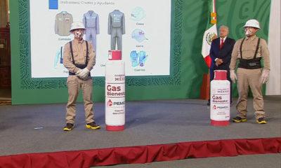 Con kilos de a kilo y precio justo, lanzan Gas Bienestar en Iztapalapa