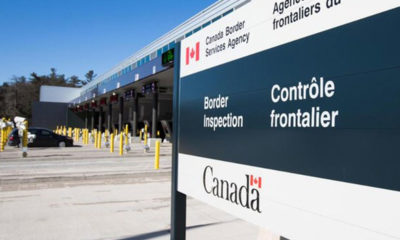 Canadá abre su frontera a turistas de EU vacunados contra Covid-19