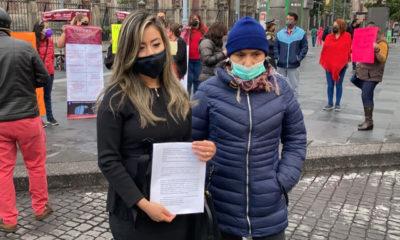 Padres de niños con cáncer exigen a López Obrador contratos de medicamentos