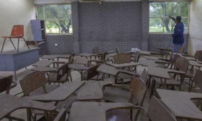 Sin garantías de protección, clases presenciales son un riesgo: Iglesia