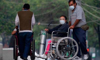 México atraviesa la tercera ola de contagios. Foto: Cuartoscuro