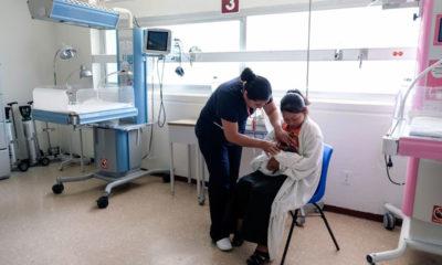 Lactancia materna, primera vacuna contra Covid-19 en recién nacidos
