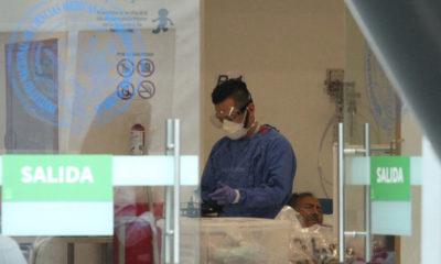 Aumentan 194 por ciento defunciones en hospitales por Covid-19