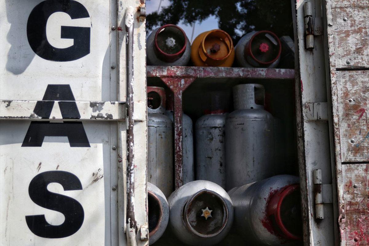 Dan a conocer los precios máximos de gas para esta semana