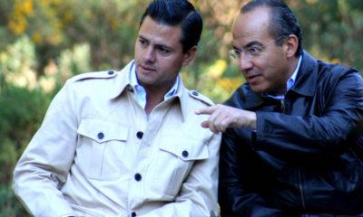 UIF recaba información de Calderón y Peña en caso Lozoya