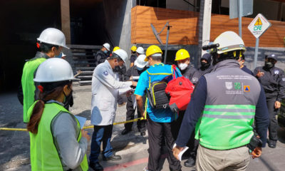 Tras explosión ¿cómo denunciar robo en edificio de avenida Coyoacán?