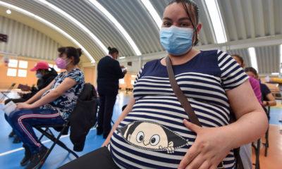 Gobierno de México urge a embarazadas a vacunase contra el Covid
