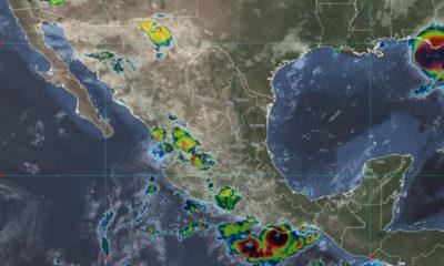 Huracán Linda, sin riesgo para territorio nacional
