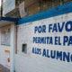Escuelas buscan a padres de familia para inscribir a alumnos