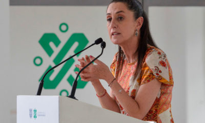 Claudia Sheinbaum. Foto: Cuartoscuro