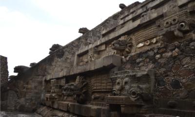 Serpiente Emplumada Teotihuacan