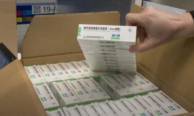 Covid-19: Cofepris autoriza otra vacuna china para México