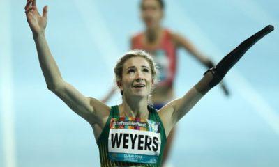 Anrune Weyers la niña sin mano. Foto: Twitter