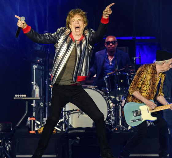 Rolling Stones sin Charlie Watts