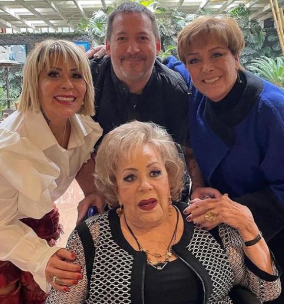 Silvia Pinal cumple 90 años
