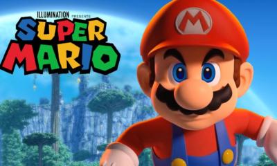 Super Mario Bros la película 2022