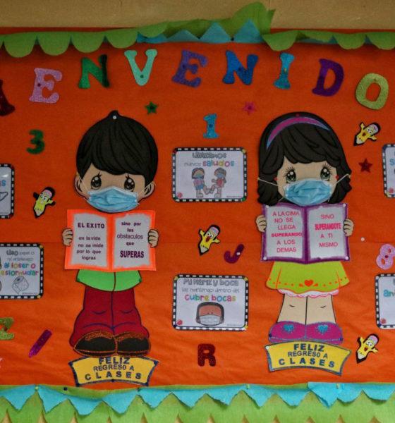 ¡Confirmado! 39 escuelas cierran por contagios de Covid