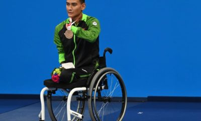 Delegación paralímpica mexicana imparable. Foto: Twitter