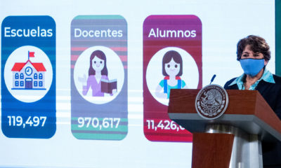 Delfina Gómez ¿candidata al gobierno del Edomex?
