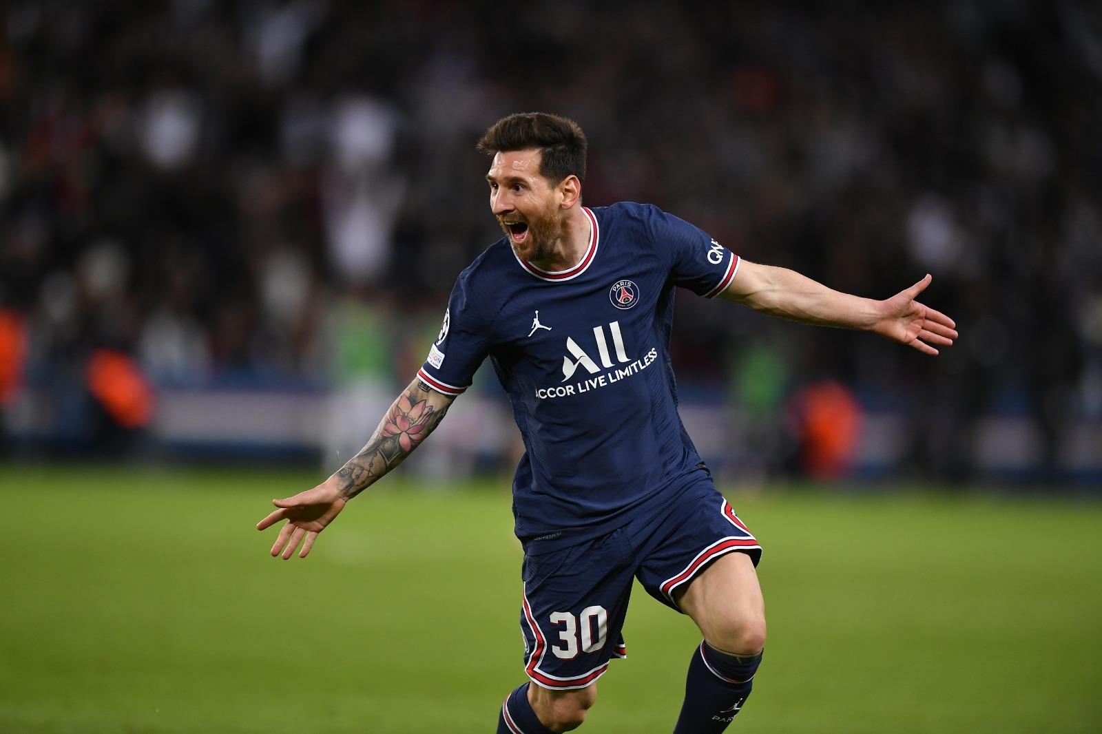 Despierta Messi en la Champions League. Foto: Twitter