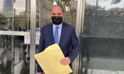 FGR entrega carpeta de investigación a defensa de Ricardo Anaya