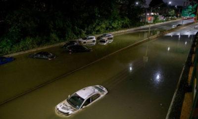 Ocho muertos y estado de emergencia por lluvias en Nueva York