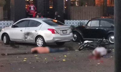 """Ya hay detenidos por explosión de regalo """"bomba"""" en Salamanca, en Guanajuato"""