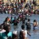 Migrantes haitianos viajan a EU con engaños: Ebrard
