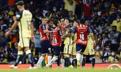 Clásico sin goles; Águilas y Chivas reparten puntos