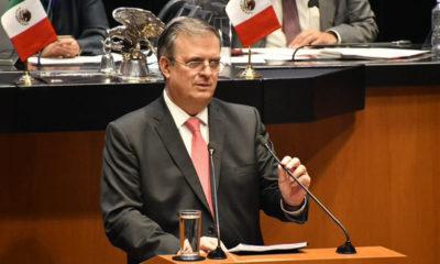 México tiene autoridad moral y respeto de la comunidad internacional: Ebrard