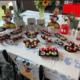 La espectacular fiesta que organizó Álvaro Morata. Foto: Especial