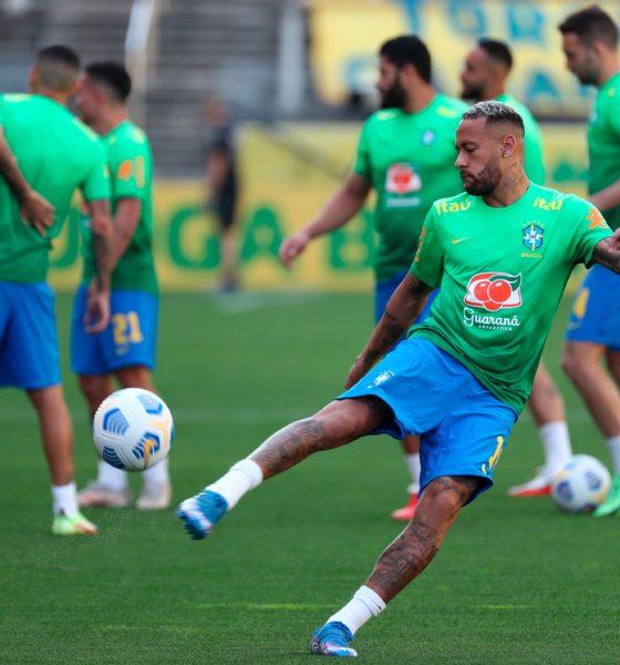 FIFA analiza caso de Brasil ante Argentina. Foto: Twitter