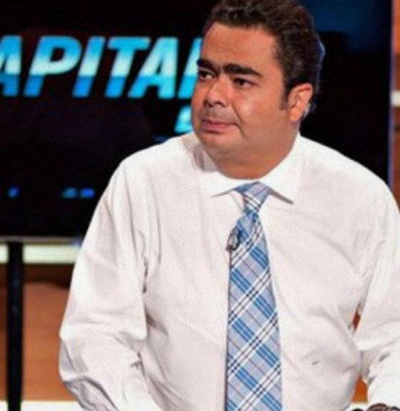 García Toraño demanda a ESPN. Foto: Twitter