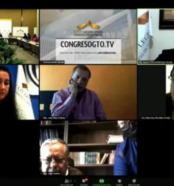 Piden diputados de Guanajuato a Ministros que respeten soberanía legislativa