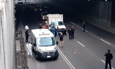 Asesinan a elemento de Guardia Nacional en avenida de CDMX