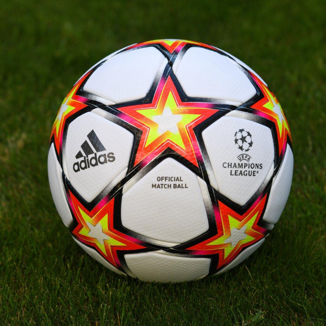 Intensa actividad en la Champions League. Foto: Twitter