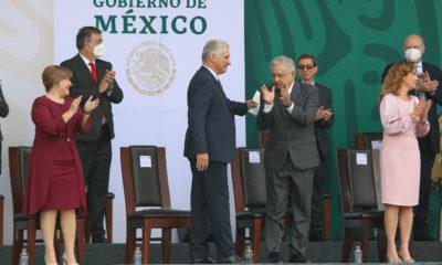 AMLO pide a Estados Unidos quitar bloqueo en Cuba