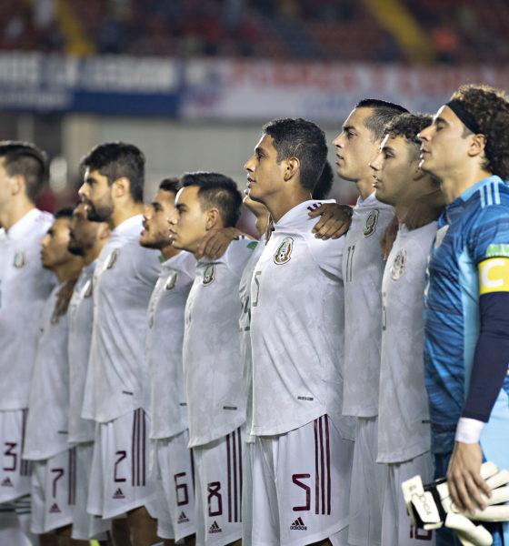 Los históricos números de la selección mexicana. Foto: Twitter