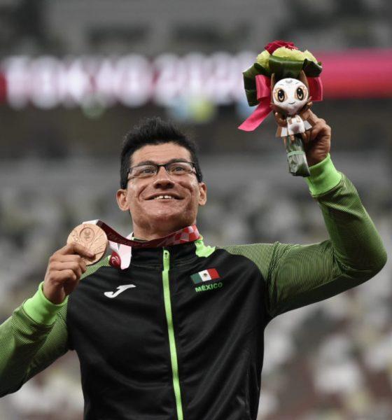 Medalla de bronce para la delegación mexicana. Foto: Twitter