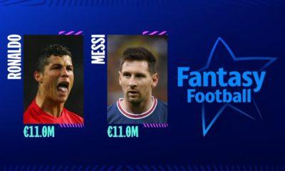 Messi vs. CR7 en la Champions. Foto: Twitter