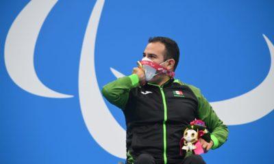 México consiguió la sexta medalla de oro de Juegos paralímpicos. Foto: Twitter