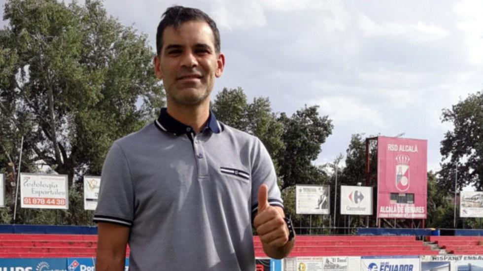 Rafael Márquez Álvarez. Foto: Twitter