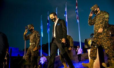 Bukele podría reelegirse en la Presidencia de El Salvador